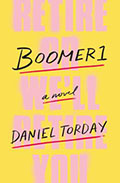 Book Cover Image of Boomer1