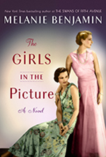 Image of The Girls in the Picture Jacket Cover