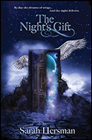 Image of Jacket Cover - The Night's Gift