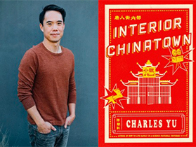 Author Charles Yu Visits February 16th | pages: a bookstore