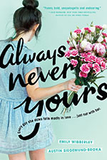 Image of jacket cover of Always Never Yours