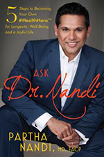Jacket Cover of As Dr. Nandi