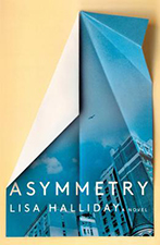 Image of Book Cover of Asymmetry