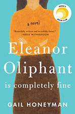 Image of jacket cover of Eleanor Oliphant