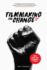 Image of Film Making for Change Jacket Cover