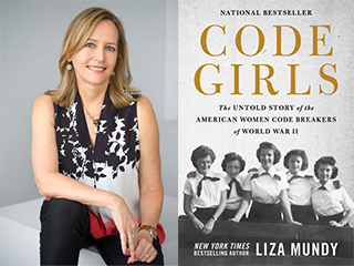 Liz Mundy~ Author Event @ Pages Bookstore