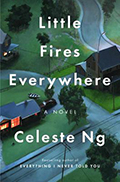 Book Cover Image of Little Fires Everywhere