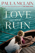 Jacket Cover Image of Love and Ruin