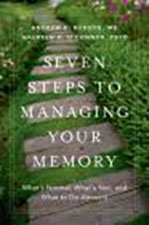 Image of jacket cover of Seven Steps to Managing Your Memory