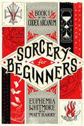 Sorcery for Beginners book cover