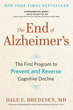 Image of The End of Alzheimer's Jacket Cover