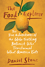 Image of the jacket cover of The Food Explorer