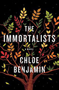 Image of The Immortalists Jacket Cover