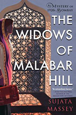 Image of the jacket cover of The Widows of Malabar Hill