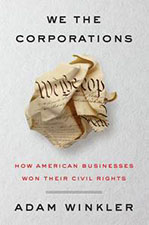 Jacket Cover Image of We the Corporations