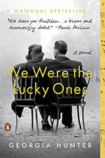 Jacket cover of We Were the Lucky Ones
